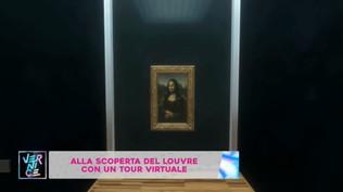 Vernice, dal Louvre al museo Egizio: l'arte arriva online