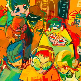 Jet Set Radio: pattini, graffiti e tanto J-Pop
