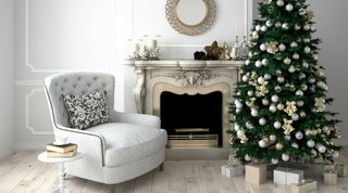 Natale: le decorazioni natalizie più trendy per una casa in festa