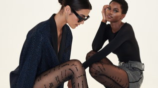 "Moda, ditelo con un collant: la collezione ""A Wish for You"" di Calzedonia"