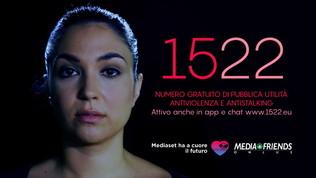 Contro la violenza sulle donne chiama il numero 1522