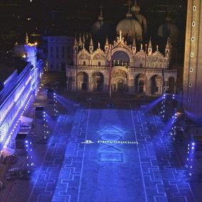 PS5 colora le strade europee: Londra a Venezia celebrano la console next-gen