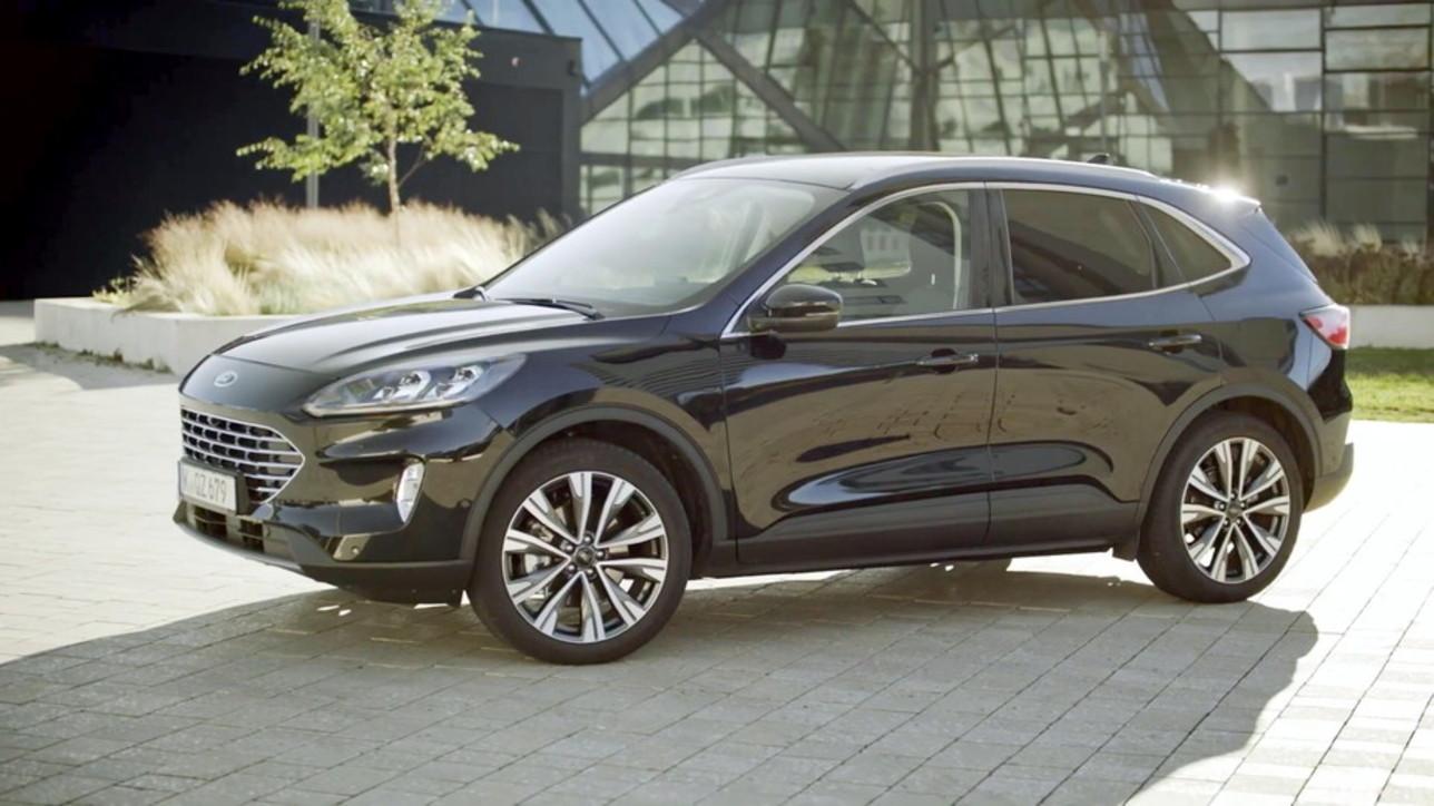 Ford Kuga, arriva la versione Full Hybrid