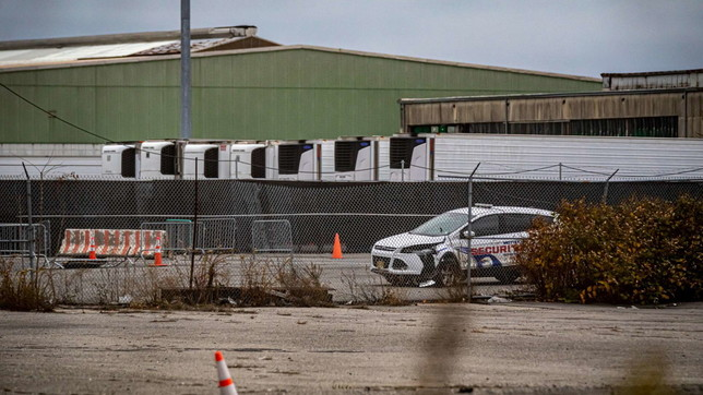 Emergenza Covid, a New York 650 cadaveri in camion frigo da aprile