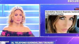 """Video intimi diffusi in rete, lo sfogo di Guendalina Tavassi: """"Chi ha fatto questo deve pagare"""""""