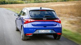 Hyundai nuova i20 terza serie