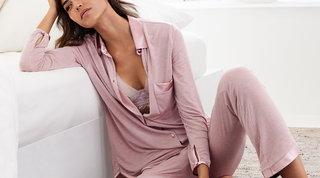 Moda, tra lockdown e smart working: così il pigiama diventa super chic