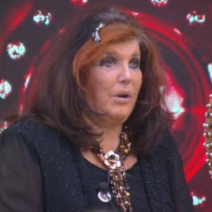 """""""Grande Fratello Vip"""": eliminata Patrizia De Blanck, sette in televisione"""