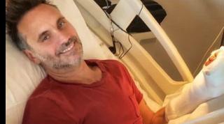 """Nek in ospedale fa spaventare i fan: """"Confido che le cose vadano per il meglio..."""""""