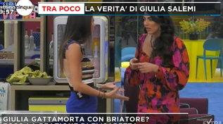"""""""GF Vip"""", Elisabetta Gregoraci contro Giulia Salemi: la causa è Flavio Briatore"""