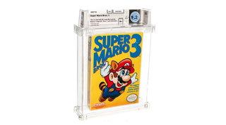 "Una copia sigillata di ""Super Mario Bros. 3"" venduta per 156mila dollari"