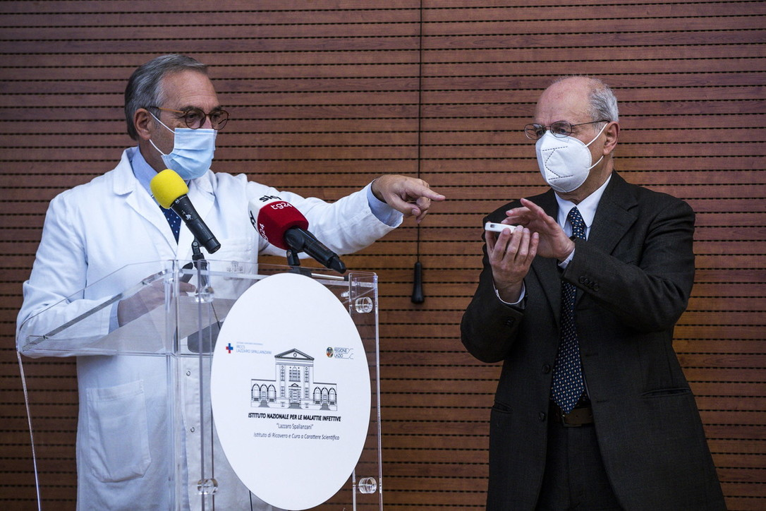 Nel Lazio pazienti Covid curati a casa con il progetto di teleassistenza