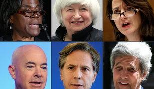 La squadra di Biden: il ritorno di John Kerry e la scelta di Janet Yellen al Tesoro | Le foto