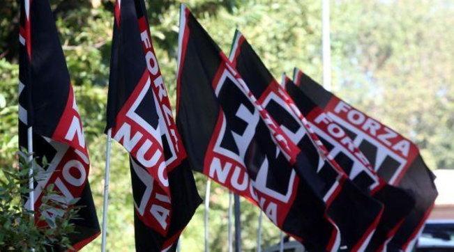Stabili occupati a Roma, sgombero per una sede di Forza Nuova e in un locale di antifascisti