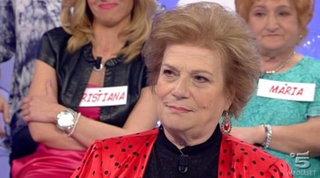 """Lutto a """"Uomini e Donne"""": è morta Maria S., ex dama del Trono Over"""
