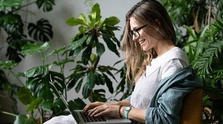 Stress da lockdown: l'aiuto viene dalle piante