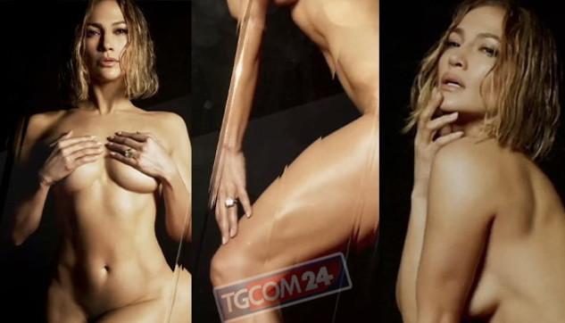"""Jennifer Lopez nuda in un video per lanciare il nuovo singolo """"In the morning"""""""