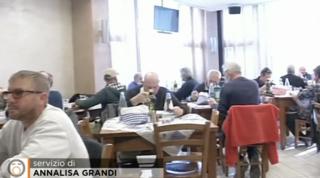 Bergamo, ristorante diventa mensa per rimanere aperto in zona rossa