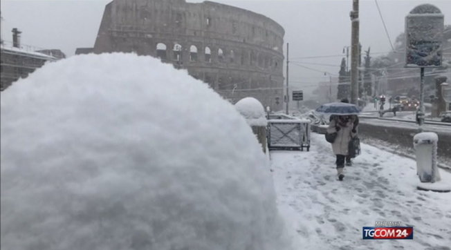 Clima, in 10 anni mille eventi estremi in Italia