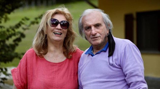 """Morto il fratello di Iva Zanicchi, ricoverato con la cantante per Covid: """"Ti ho amato come un figlio"""""""