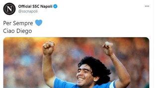 Lo sport piange la scomparsa di Maradona. Napoli a lutto