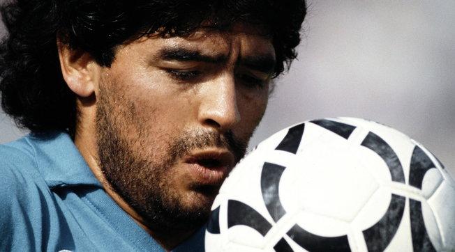 Maradona genio del calcio: la carriera in 60 foto