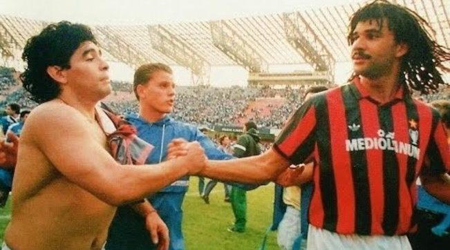Maradona contro tutti: quando sfidava e batteva il Milan di Sacchi