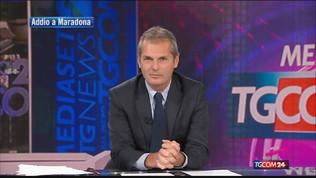 """De Laurentiis a Tgcom24: """"E' il giorno più triste per me, per la città e per il Napoli"""""""
