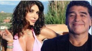 Bufera social su Carmen Di Pietro per il post in ricordo di Diego Maradona