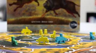 Kitara,la semplice profondità di un gioco da tavolo sorprendente
