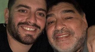"""Diego Jr, il figlio italiano: """"Il capitano del mio cuore non moriràmai"""""""