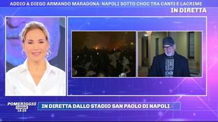 """Maradona, Stefano Tacconi: """"Un onore subire un gol da lui"""""""