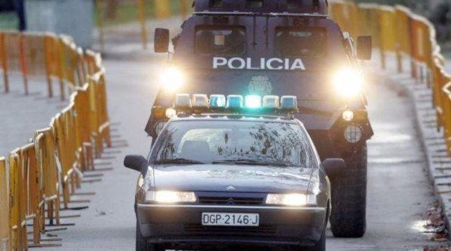 polizia spagna