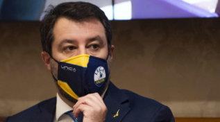 """Centrodestra, Salvini: """"Il gruppo unico è la vera risposta a chi vuole dividerci"""""""