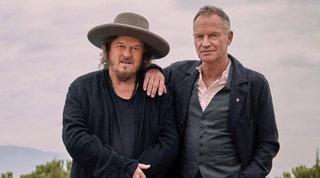 Zucchero e Sting, duetto stellare contro la pandemia