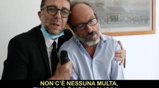 """Denunce, bugie e """"canne"""" per la figlia di Guido Meda, ma è uno scherzo delle """"Iene"""""""