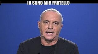 """Giorgio Panariello: """"Mio fratello non morì di overdose, ma di ipotermia"""""""
