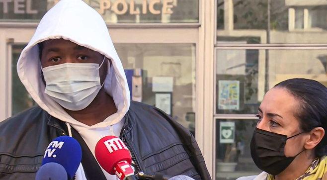 Parigi, fermati i quattro poliziotti autori del pestaggio di un produttore musicale di colore