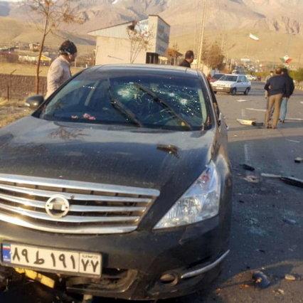 """Teheran, ucciso in un'imboscata scientifica a capo del programma nucleare: """"Atto terroristico israeliano"""""""