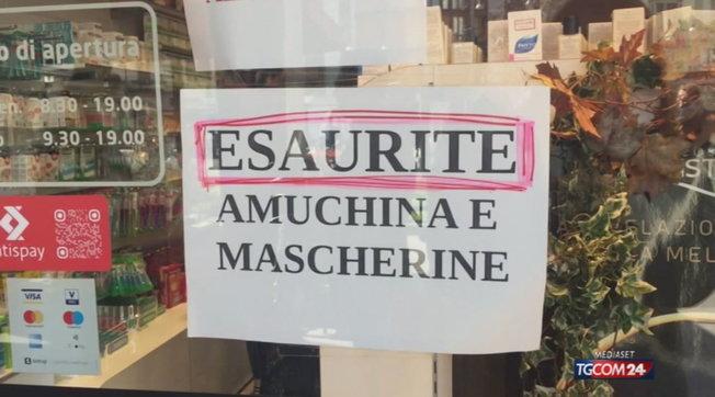 Treviso, vende 7.500 mascherine illegali al mercato: sequestrate