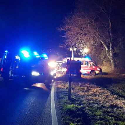 Trento, a car with 4 young people overturns on board: a 16-year-old dies