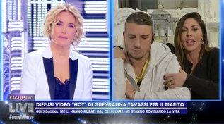 """Video intimi diffusi in rete, il marito di Guendalina Tavassi: """"Sto male"""""""