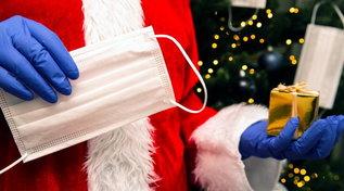 Il primo regalo di Natale? Un tampone per poi mettersi a tavola tranquilli
