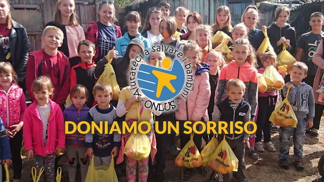 7° Natale di guerra: doniamo un sorriso ai bambini in Donbass