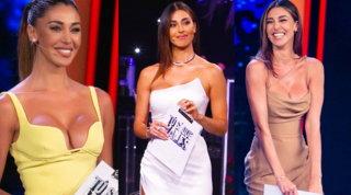 Gambe a vista e scollature sexy: tutti i look di Belen Rodriguez a Tu si que vales
