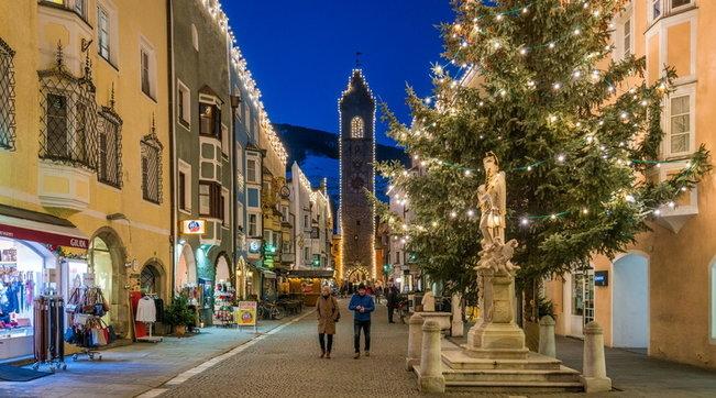 Bolzano: qui il Natale è sempre e comunque magico