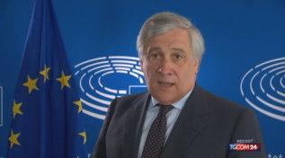 "Frasi su Jole Santelli, Tajani:""Morra deve dimettersi, punto"""