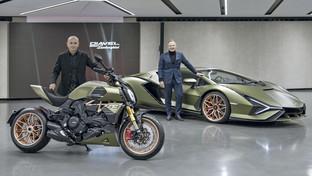 Diavel 1260 Lamborghini, che meraviglia!