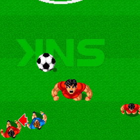 Fighting Soccer, il videogioco di calcio secondo gli autori di Fatal Fury