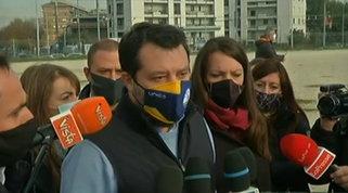 """Salvini ribadisce il no al Mes, Berlusconi boccia la nuova riforma: """"Il 9 voteremo no, ci danneggia"""""""